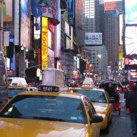Da war in New York noch alles in Ordnung.