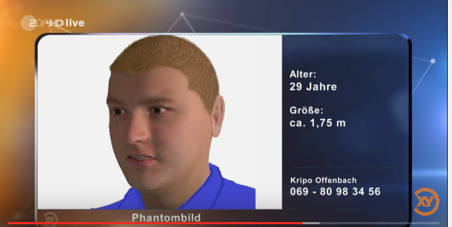 Zdf Aktenzeichen Xy Verhaftung Tatverdächtiger In Offenbach Im Fall