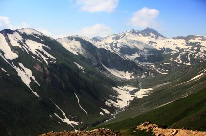 Kaschmir Gebirge